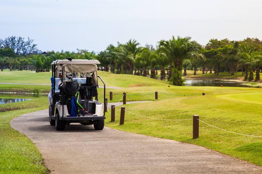 Golfing In Punta Cana