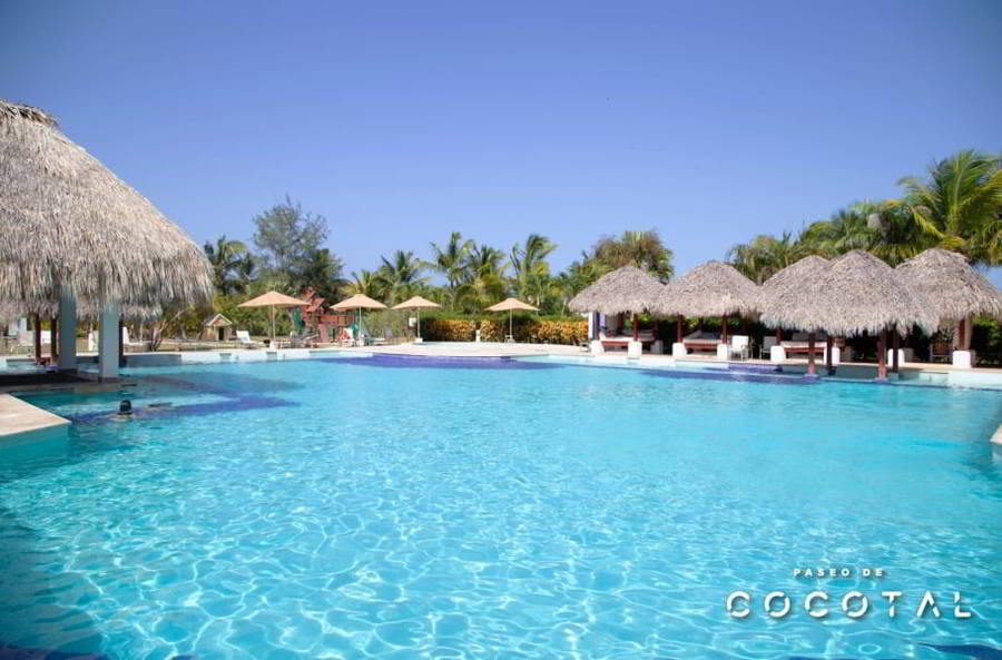 Cocotal amenities