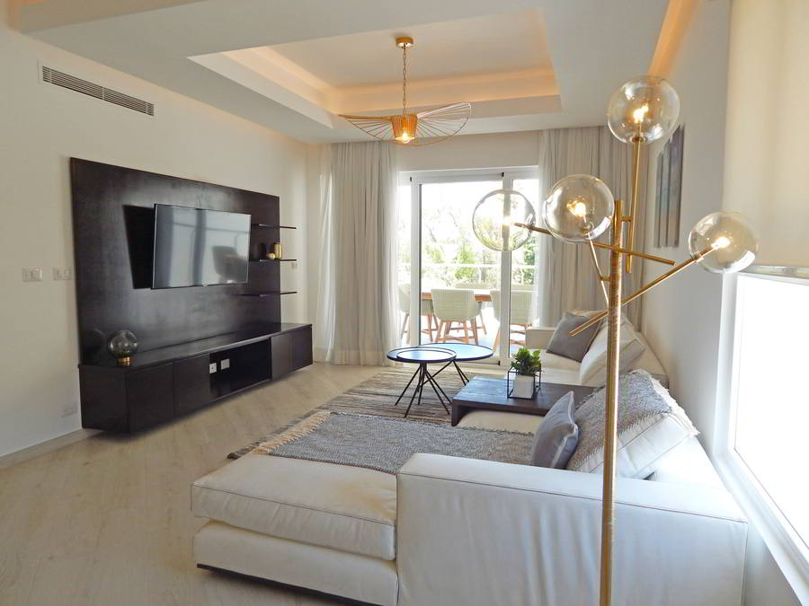 Playa Coral - Oceanfront condo - Punta Cana property 35466h