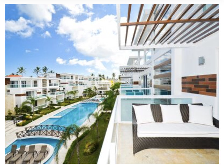 Apartments Punta Cana sdger657