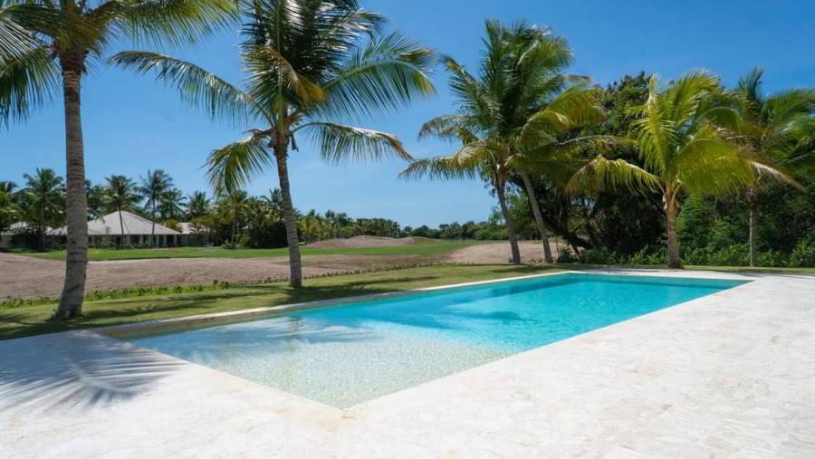 Property Golf course - golf course property - condo punta cana tbyhh77