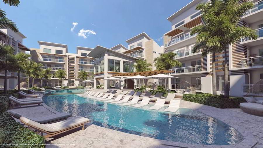 Punta Cana Condo for Sale - Aqua Mar - El Cortecito