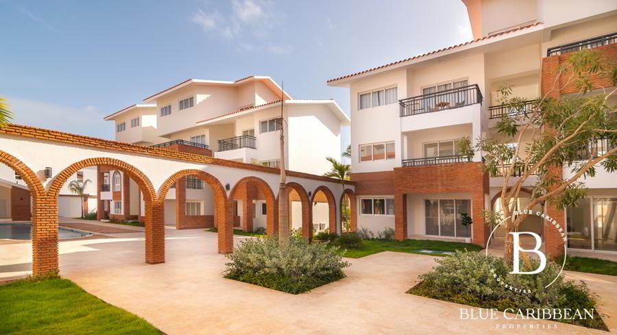 Apartment Punta 786534 Cana - Los Corales - Beach Access