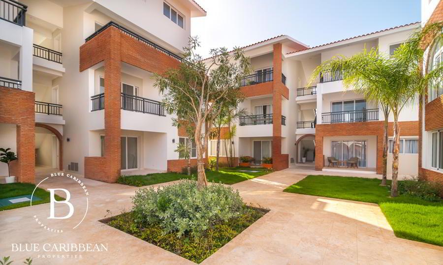 Apartment Punta Cana - Los Corales - Beach Access 5667n