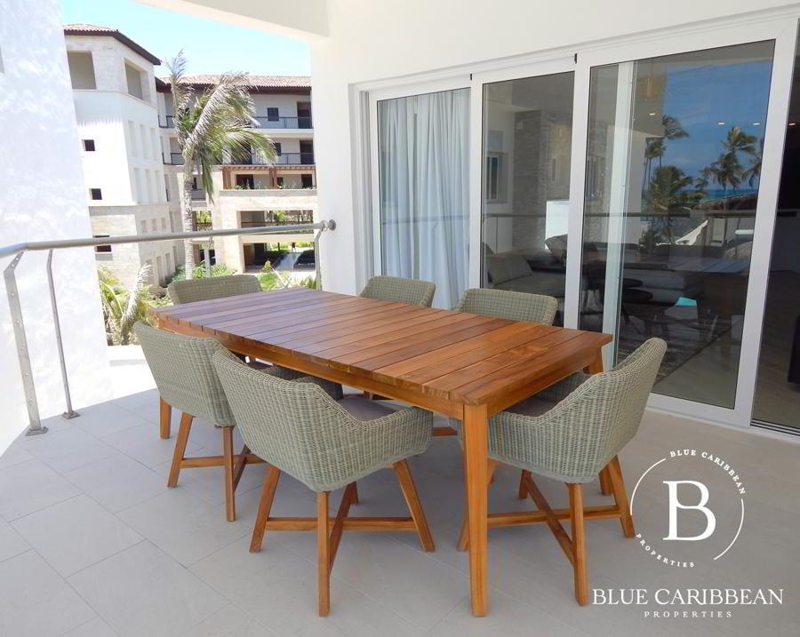 Playa Coral - Oceanfront condo - Punta Cana property 345465y