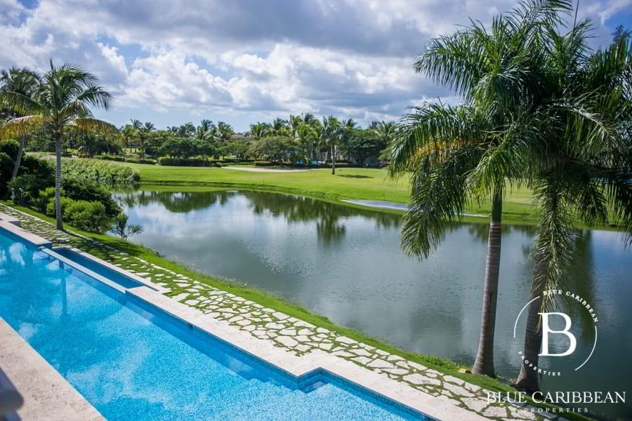 VIEW - PUNTA CANA PROPERTY