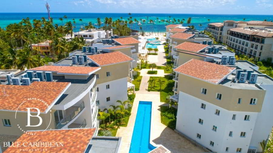 Playa Coral - Oceanfront condo - Punta Cana property 097