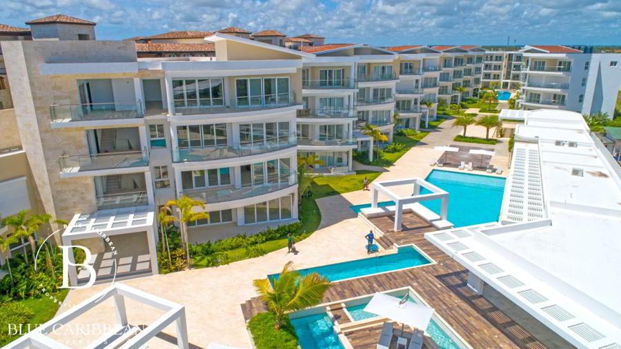 Playa Coral - Oceanfront condo - Punta Cana property 345g
