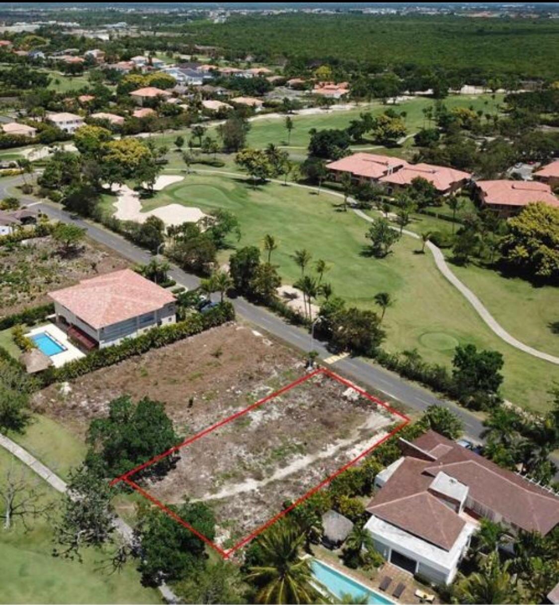 Punta cana lan property golf course thtru8