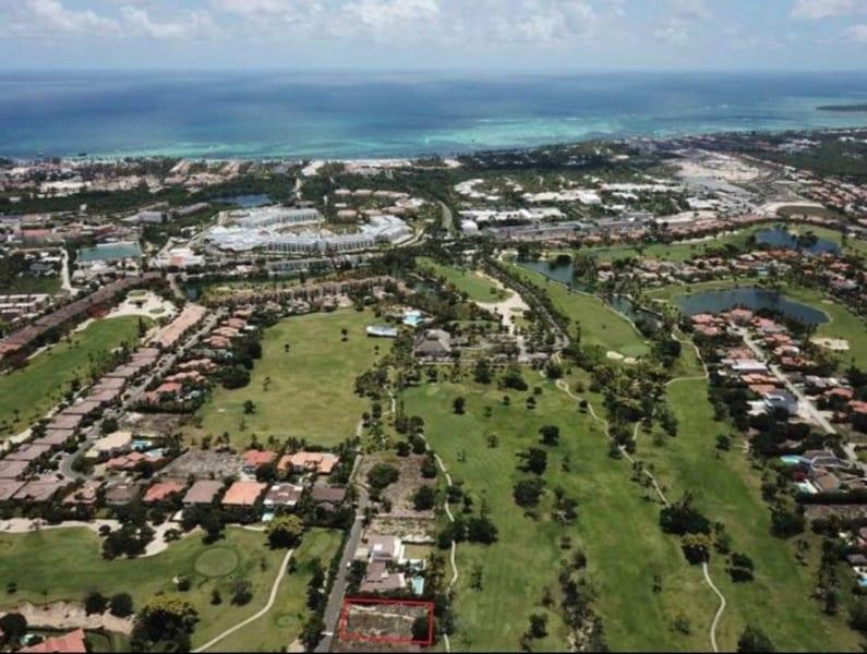 Punta cana lan property golf course e5656