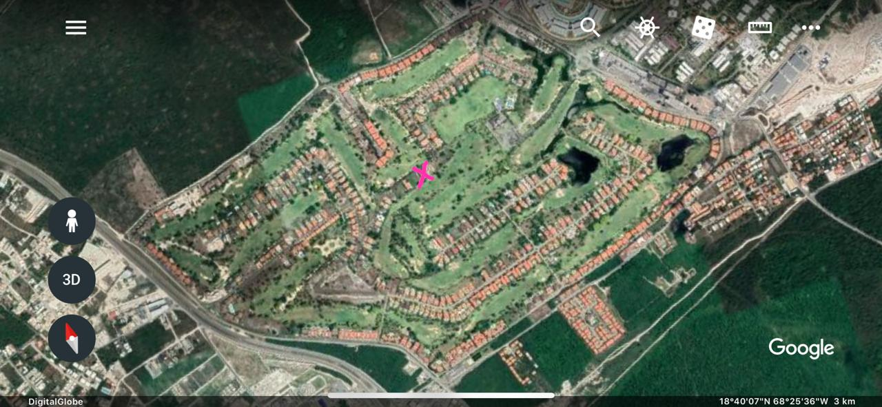 Punta cana lan property golf course thtyu99