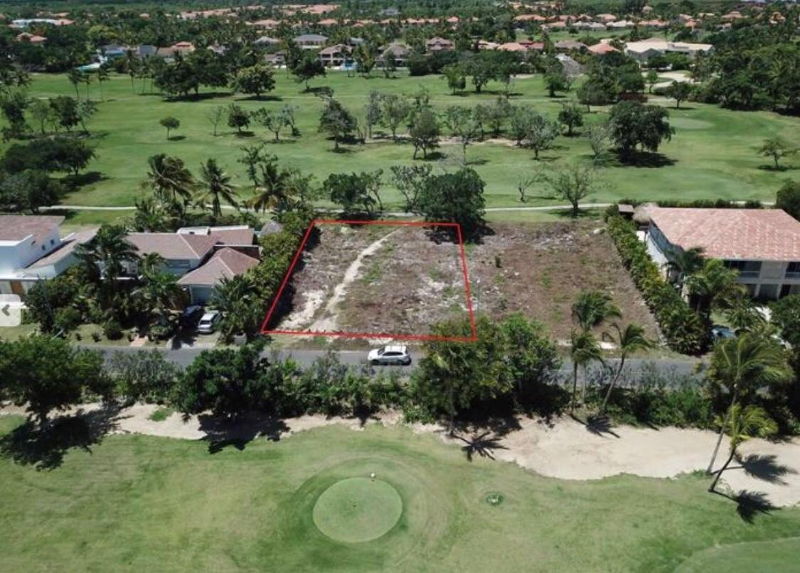 Punta cana lan property golf course dhtryu68
