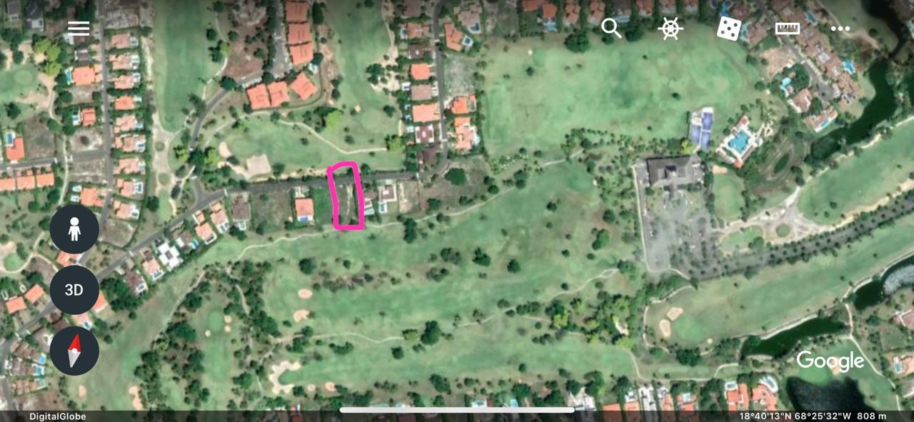 Punta cana lan property golf course ety6ru68