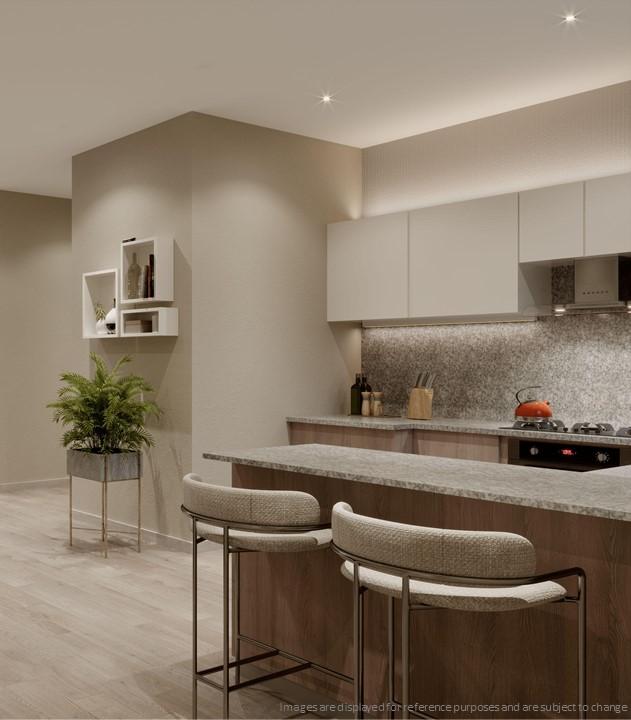 Oceana kitchen condos