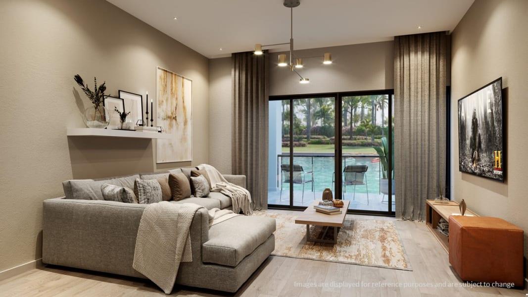 Oceana living room